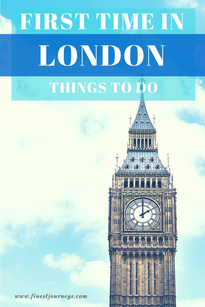 Pins - first-time-london-things-to-do